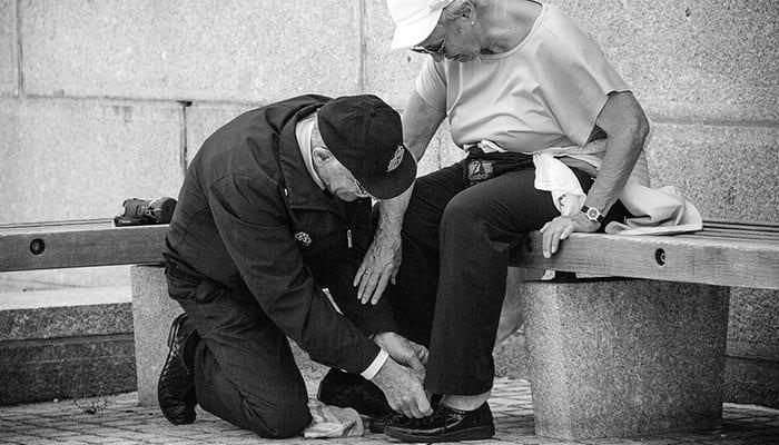 Nonslip Shoes for the Elderly Guide
