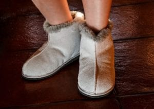 Slippers for Old People