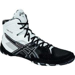 asics wrestling shoes size 4 x 3