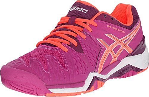 Asics Gel Resolution 6 WIDE Women's