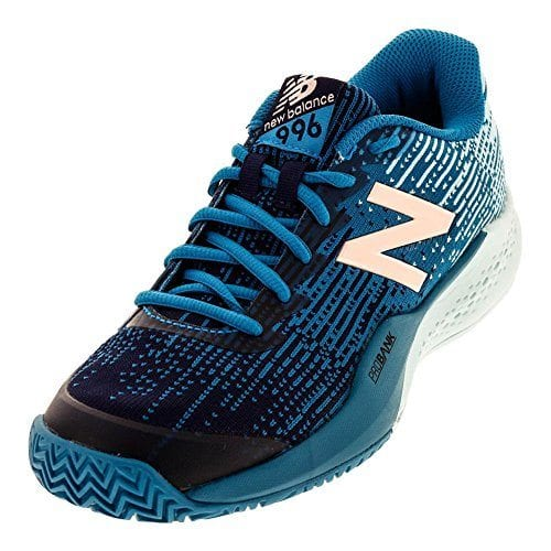 New Balance Women's Clay Court 996 V3 Tennis Shoe