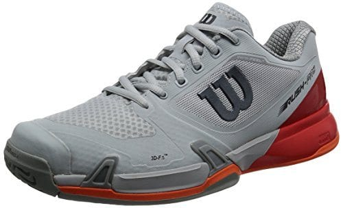 sports shoes b7de7 9777d Wilson Mens Rush Pro 2.5