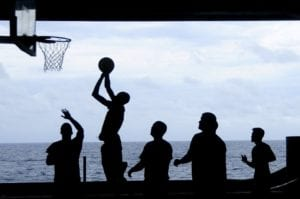 Benefits of Outdoor Basketball Shoes