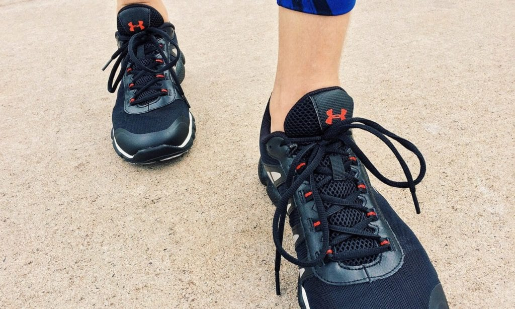 Different Types Of Under Armour Shoes?
