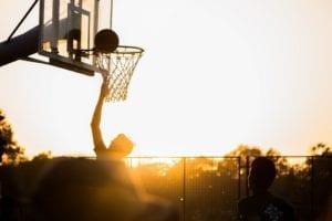 Weight of Basketball Shoe