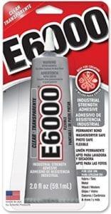 E6000 237032 Adhesive