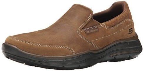 Skechers USA Men's Slip-On Loafer