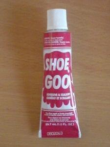 Gorilla Glue vs Shoe Goo