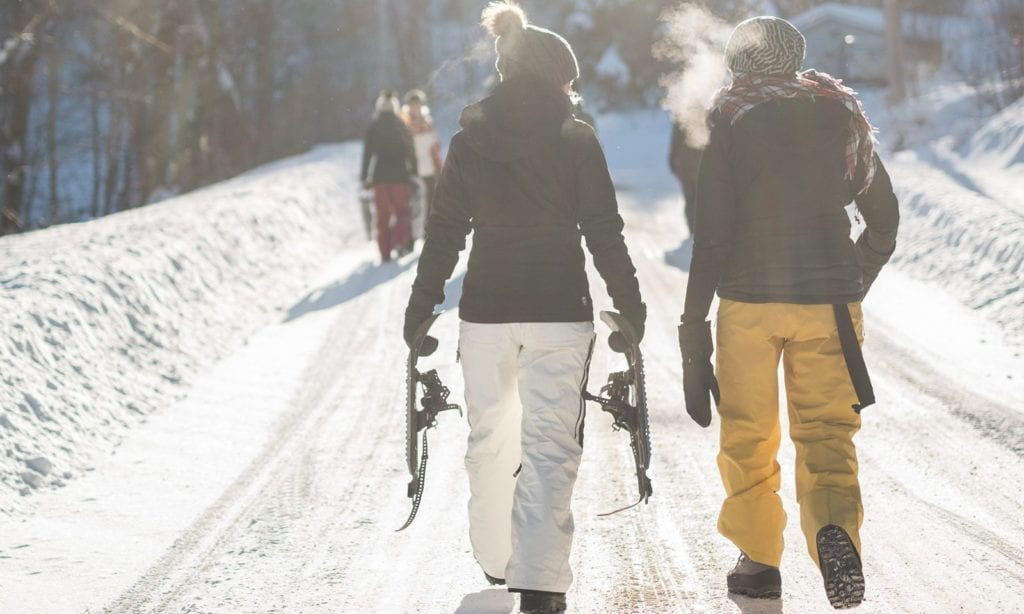 How To Snowshoe For Beginners?
