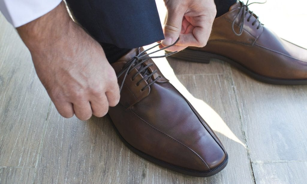 What Are Men's Chef Shoes?