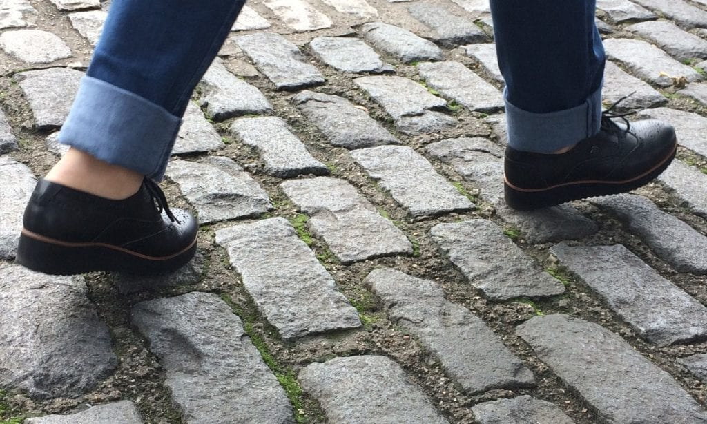 What Shoe For Cushion And Traction Walking On Concrete?