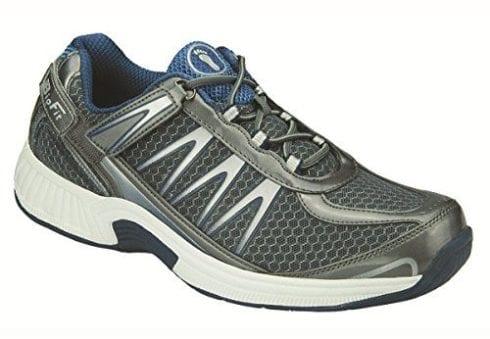 Orthofeet Sprint Mens Orthopedic Shoes
