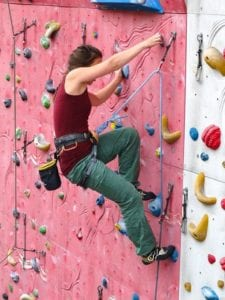 Weight Limit for Indoor Rock Climbing