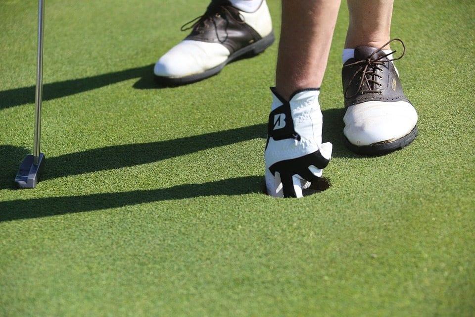 Flexible Golf Shoes
