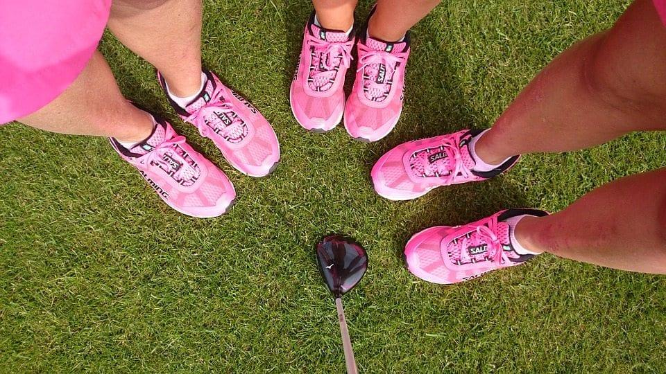 Stylish Golf Shoes
