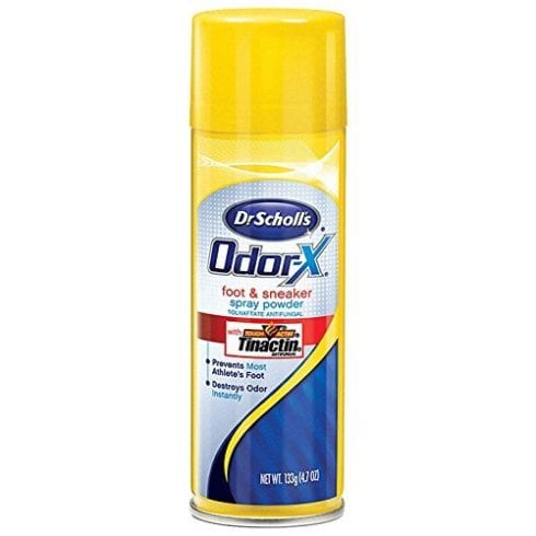 Dr. Scholl's Odor Destroy Deodorant Spray
