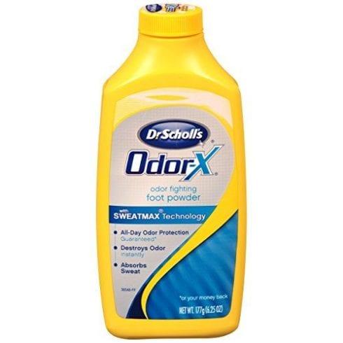Dr. Scholl's OdorX All Day Deod Powder