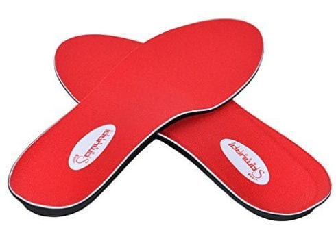 Samurai insoles Orthotics