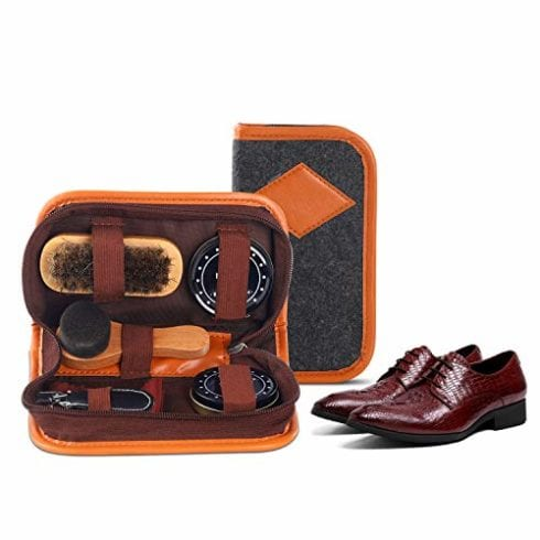 Verscoo Shoe Shine Kit