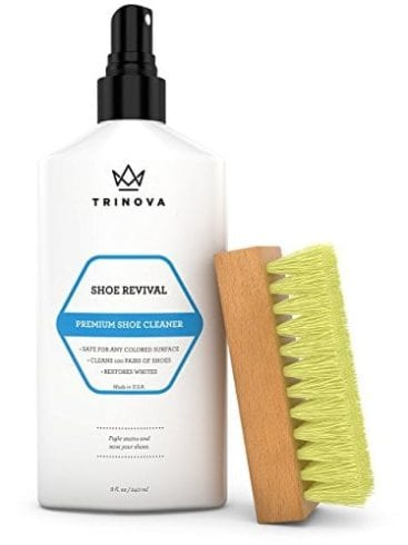 TriNova Shoe Cleaning Kit