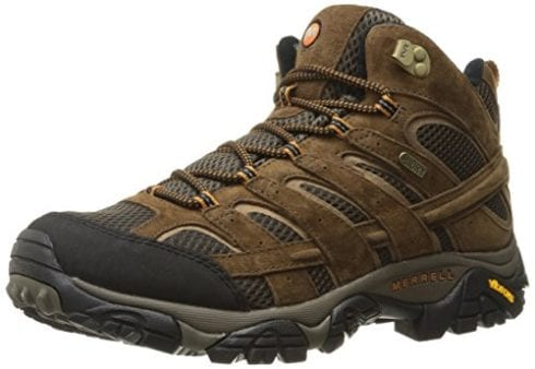 Merrell Men's Moab 2 Mid Hiking Boot