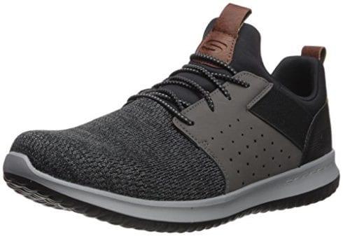 Мужские классические кроссовки Skechers Fit-Delson-Camben