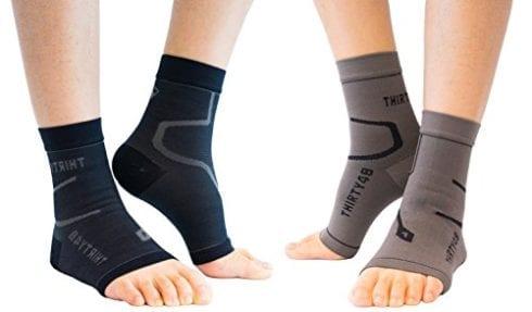 Компрессионные носки Thirty48 при подошвенном фасциите