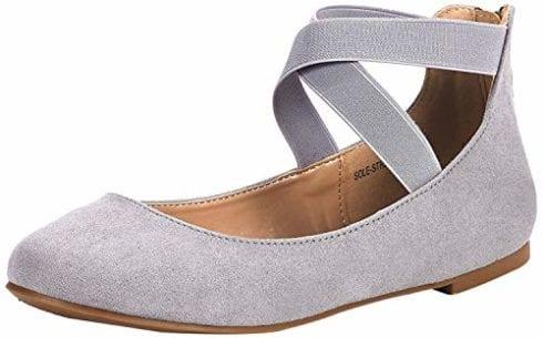 DREAM PAIRS женские туфли на плоской подошве